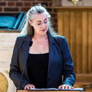 Emma Curtis Secular Minister
